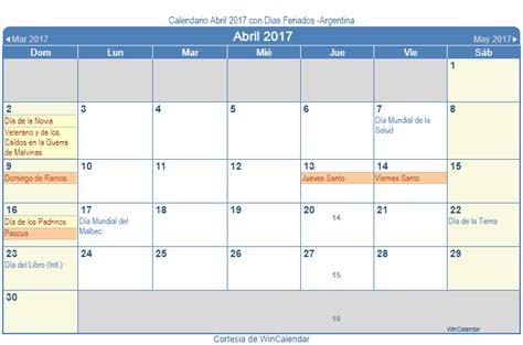 cobro de argentina trabaja abril 2017 calendario abril 2017 para imprimir argentina