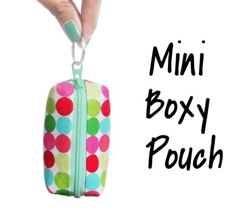 Coin Pouch Dompet Koin Beruang craftbymood dompet koin mini coin pouch tutorial boxy series hi all my friends dari