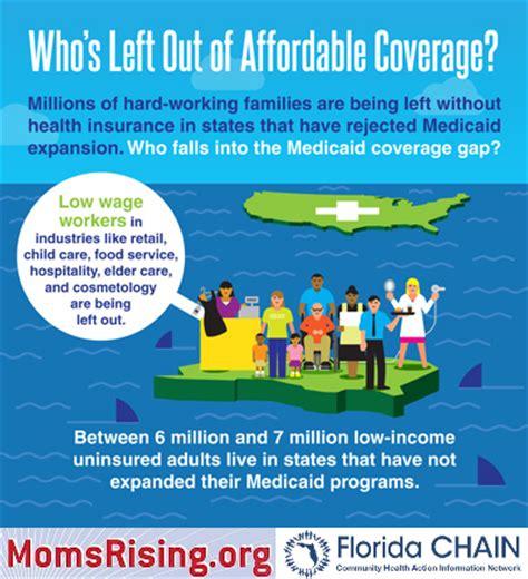 medicaid phone number fl still no medicaid expansion in florida momsrising s