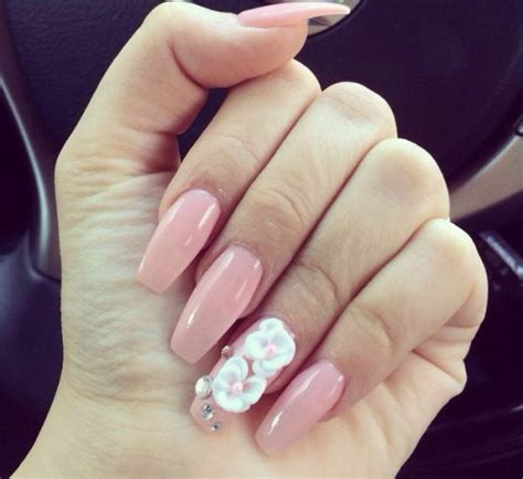 Coffin Nail Designs 2016 trendy nail ideas for coffin nails designs