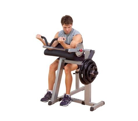 preacher curl no bench preacher curl bench gcbt380 body solid fitness