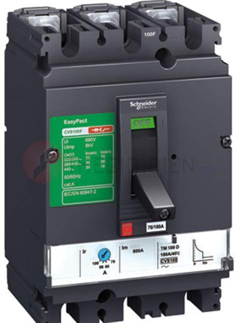 Mccb Easypact Schneider Ezc250f 3p 160a lv525302 thiết bị đ 243 ng cắt chống r 242 điện schneider