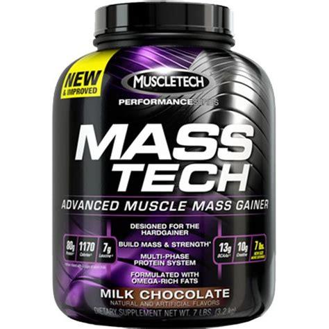 Protein Mass Gainer Weight Gainer Protein Mass Tech Performance Series