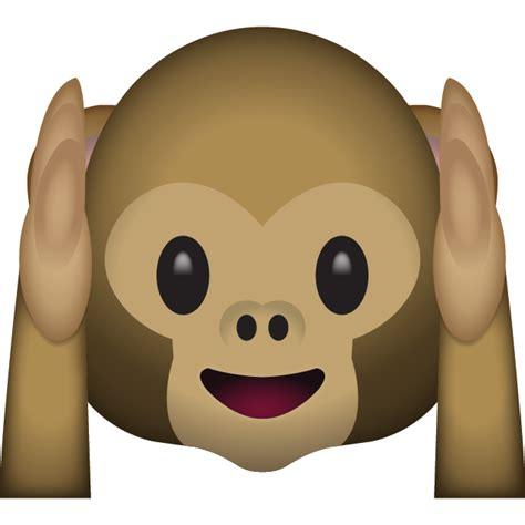 imagenes de emojis de changuitos download hear no evil monkey emoji emoji island