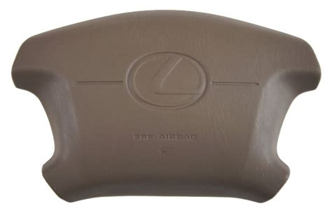 lexus es steering wheel airbag  oem oak tan  wc