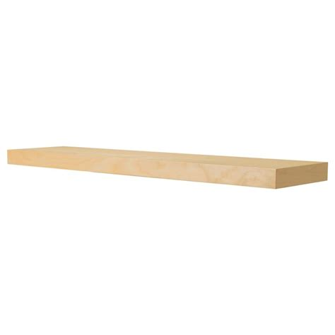 Ikea Lack Regal Birke by Lack Wall Shelf Birch Effect