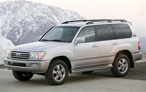 2006 toyota land cruiser information and photos zombiedrive