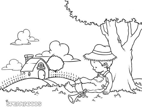 free coloring pages little boy blue 93 little boy blue drummer coloring page little boy