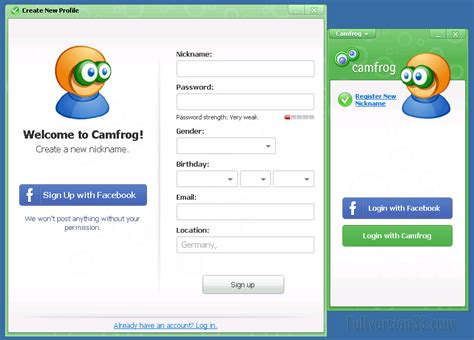 live video chat room camfrog video chat 6 0 92 join live video chat rooms from