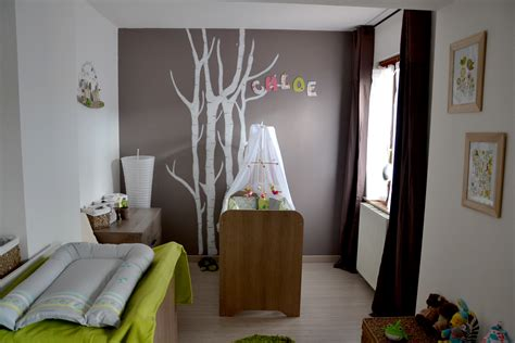 chambre d馗o nature chambre b 233 b 233 fille photo 1 13 3520031