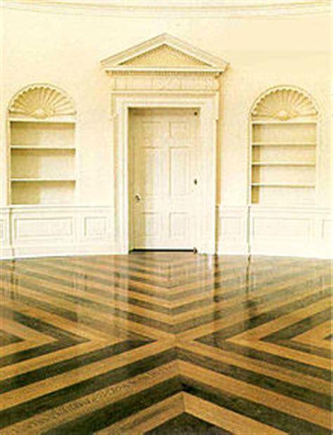 Roosevelt Floor Plan oval office wikipedia