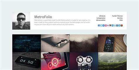 tumblr themes free for portfolio 35 free premium portfolio tumblr themes