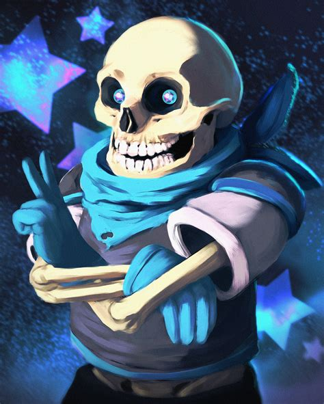 underswap blueberry sans by zinrius on deviantart