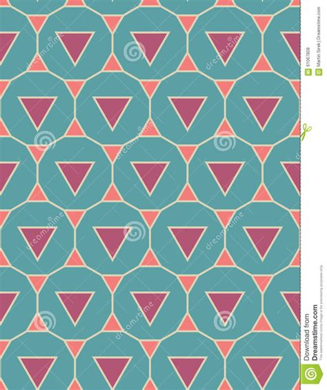 polygon pattern vector vector modern seamless colorful geometry pattern triangle