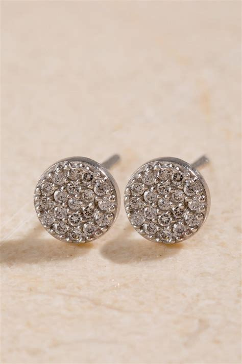 Sterling Silver Studs sterling silver stud earrings s