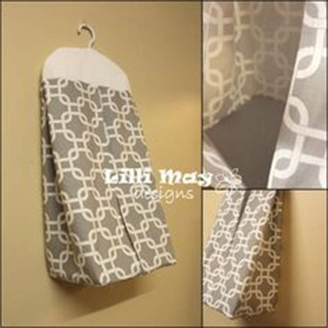 pattern for hanging diaper holder nappy stacker pdf pattern 2 designs with easy instructions