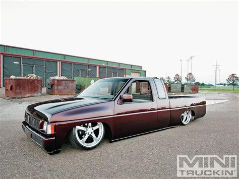 nissan pickup 1996 humble hardbody 1996 nissan hardbody mini truckin