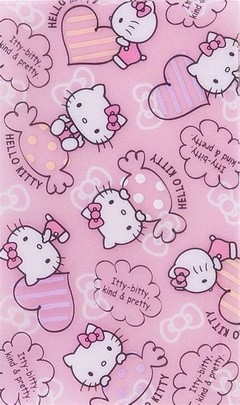 wallpaper of hello kitty for phones hello kitty wallpaper phone wallpaper bits