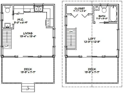 16 X 16 Cabin Floor Plans by 12 X 20 Cabin Floor Plans Images Free Home Design Ideas