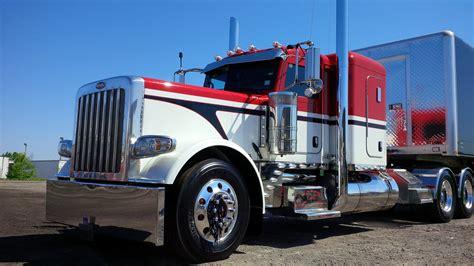 truck ontario peterbilt ontario truck centres throws a at whitby