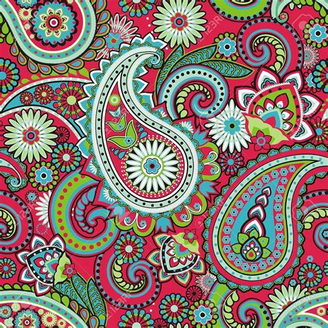 designs for pictures paisley pattern