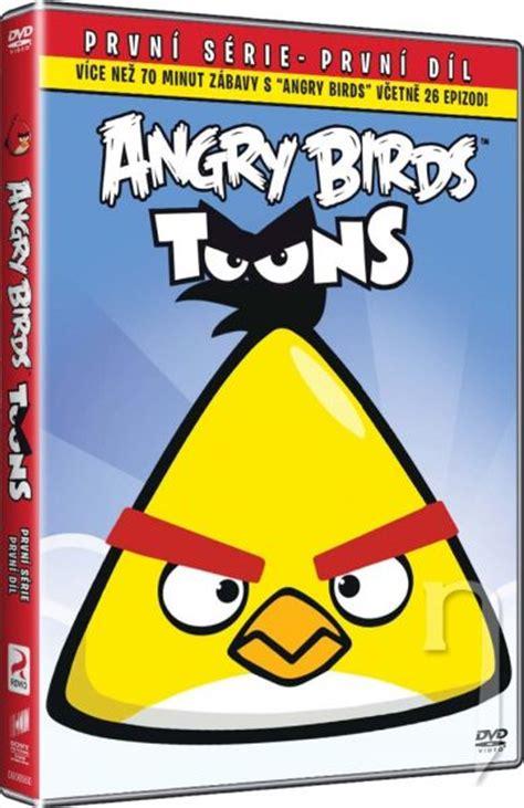 dvd angry birds volume 1