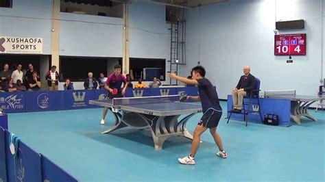 westchester table tennis center westchester table tennis center september 2016 open semi