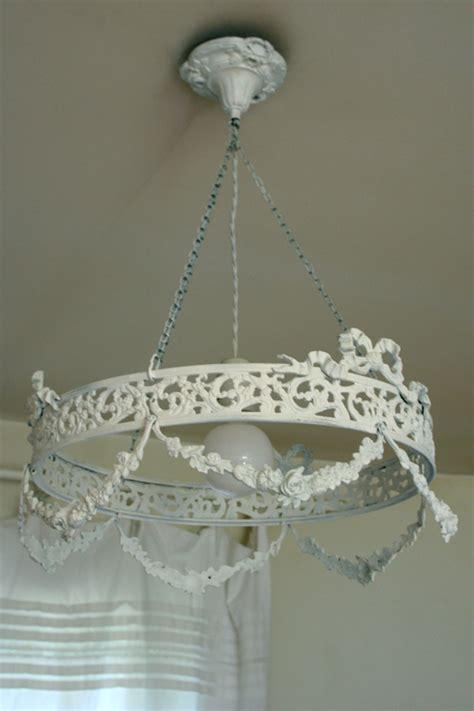 lustre romantique lustre romantique inspiration shabby