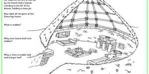 stone age house classroom secrets