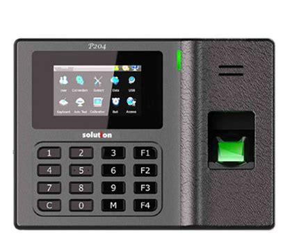 Mesin Absensi Solution P204 ciptama computer fingerprint
