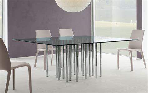 tavoli di cristallo sala da pranzo tavoli sala da pranzo cristallo madgeweb idee di