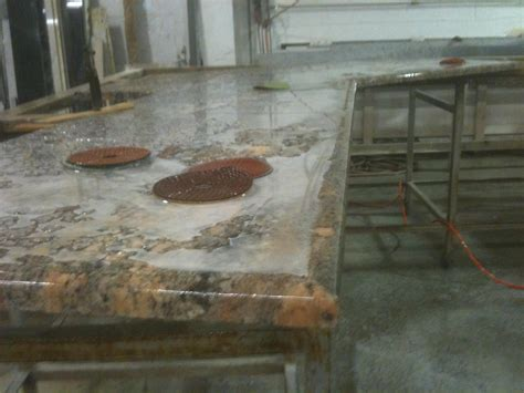 Edge Finishes For Granite Countertops by Comparing Granite Finishes Mcm