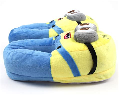 Minion Sleepers by Minion Slippers Despicable Me Slippers Jorge