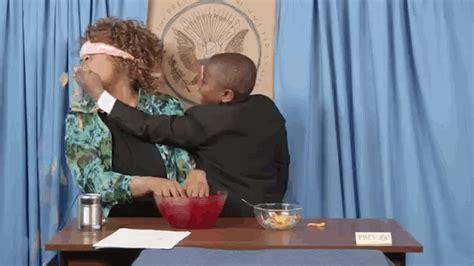 blindfolded by kid president kid president