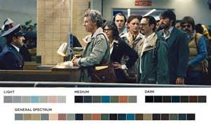 colors documentary color palettes from show how colors set the