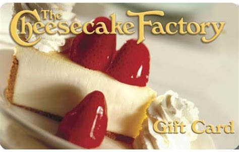 Cheesecake Factory Email Gift Card - cheesecake factory gift cards bulk fulfillment order online