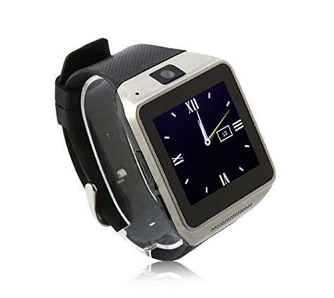 Smartwatch Gv08 luxsure 174 gv08 smartwatch smart phone band 1 54 inch bluetooth bt dialer black