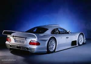 mercedes clk gtr amg 1998 autoevolution