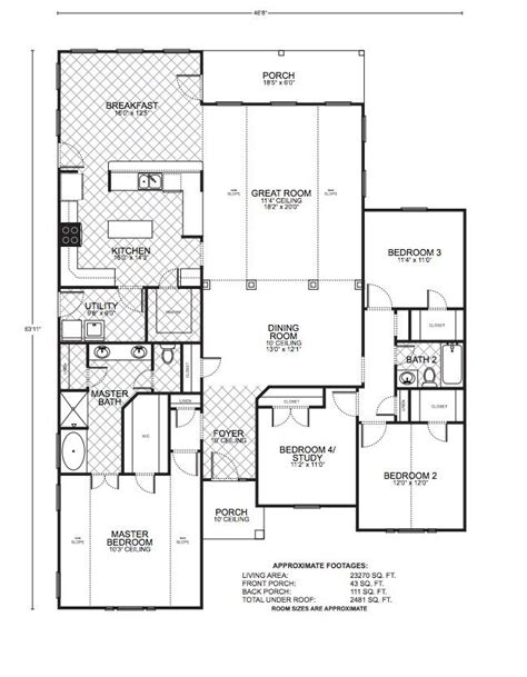 alamo floor plan alamo floor plans southwest homes
