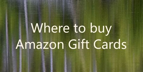 Where To Buy Amazon Gift Cards Locally - amazon gift cards where to buy hubpages