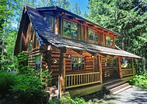 Oregon Cabins For Rent by Mt Vacation Rentals Mt Lodging Den Log