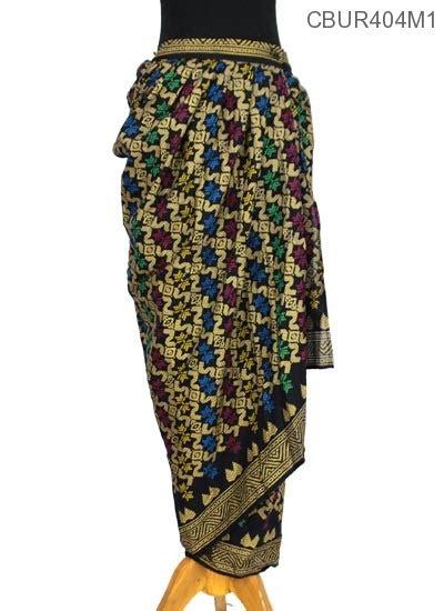 Rok Celana Songket rok lilit panjang motif songket bawahan rok murah