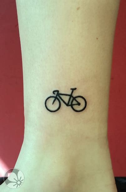 32 awesome bicycle tattoos