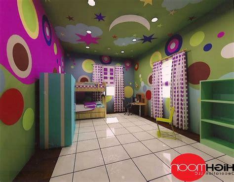 childrens bedroom ceiling decorations teenage bedroom lighting ideas kids gypsum board ceiling