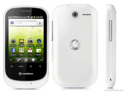 Hp Vodafone Android vodafone 858 smart pictures official photos