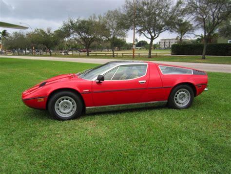 maserati bora for sale car of the day car for sale 1977 maserati bora