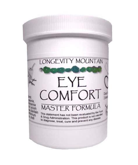 comfort eye eye comfort chinese herbs