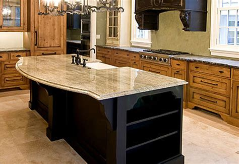 granite island kitchen granite kitchen island radius titan granite kitchen