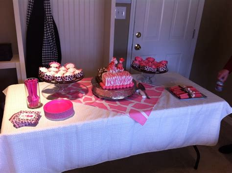 pink safari baby shower baby shower ideas pinterest