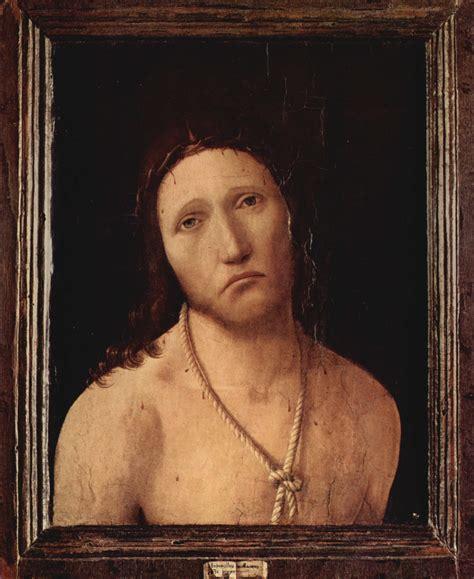 ecce homo ecce homo 1474 antonello da messina wikiart org